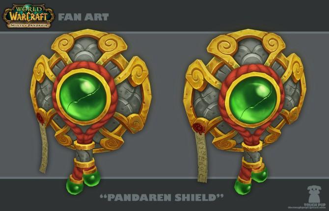 will-lieberman-pandaren-shield-beauty